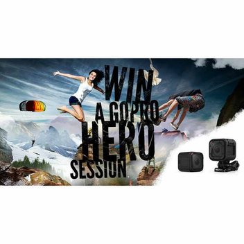 Win a GoPro HERO Session with ADAPT Network