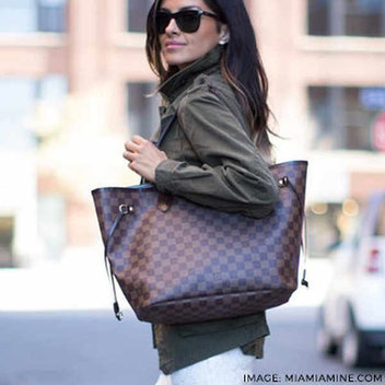 Win a Louis Vuitton Tote