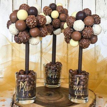 Claim a free Chocolate Truffle Tree