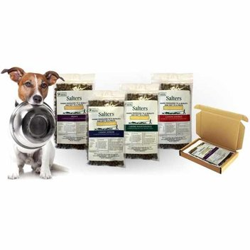 Free Salters Pet Nutrition samples