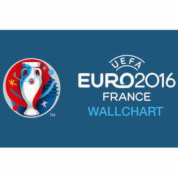 Free Euro 2016 wall chart