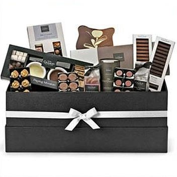 Win a Hotel Chocolat hamper & a copy of The Strawberry Thief