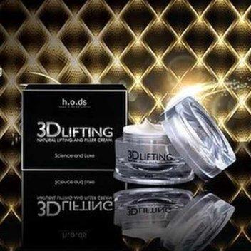 Claim your free sample of 3DLifting cream