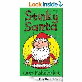 Free ebook, Stinky Santa