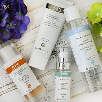 Get the ultimate vegan skincare package from REN Clean Skincare worth £268