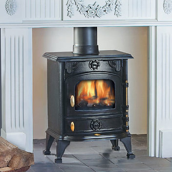Warm your home with a Clarke Buckingham model woodburning stove