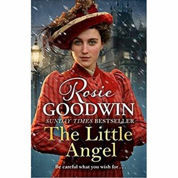 Claim a free copy of the Little Angel by Rosie Goodwin
