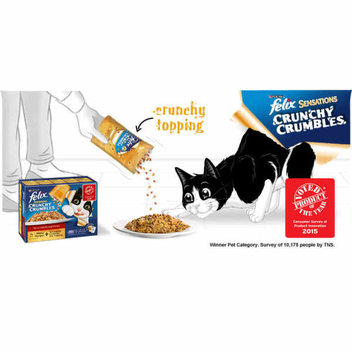 Free £1 off voucher from Purina