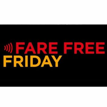 Free Fare Friday from MasterCard