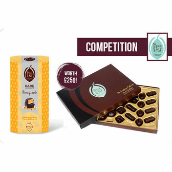 Win a luxury hamper of Bean and Pod vegan chocolates