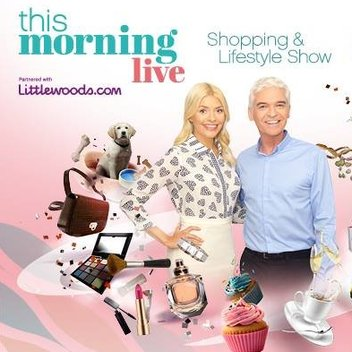 Grab a free pair of tickets to This Morning Live, 2019