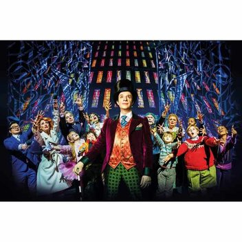 Win Tickets to Charlie and The Chocolate Factory