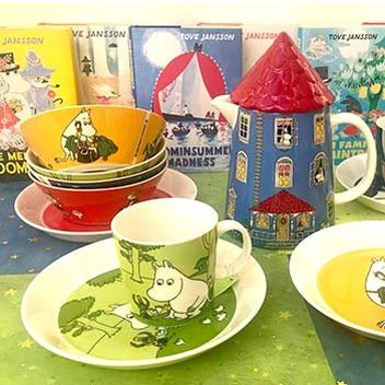 Take home a free set of Moomin goodies worth over £275