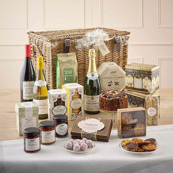 Get 1 of 5 Bettys hampers, worth £200 each