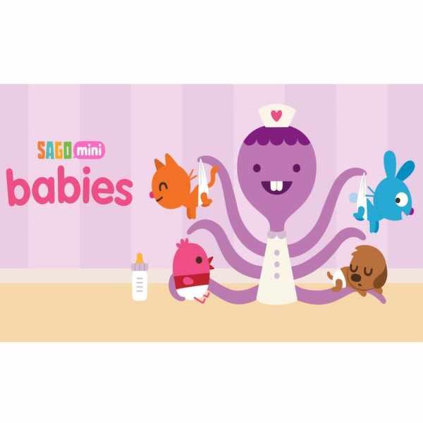 Free app, Sago Mini Babies