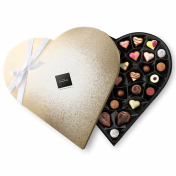 Win a 'straight from the heart' box of chocolates