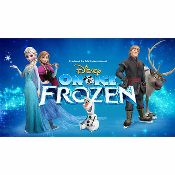 30 family tickets for Disney on Ice