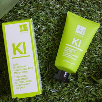Free Kale Superfood Nourishing Day Moisturiser
