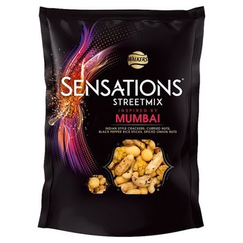 10,000 Sensations Street Mix Nuts packs