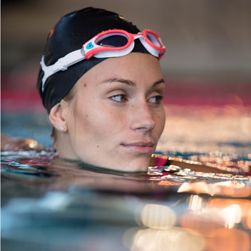 24 pairs of women's swimming googles up for grabs