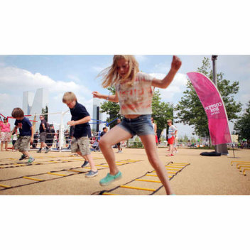 Free sports and activities at Queen Elizabeth Olympic Park