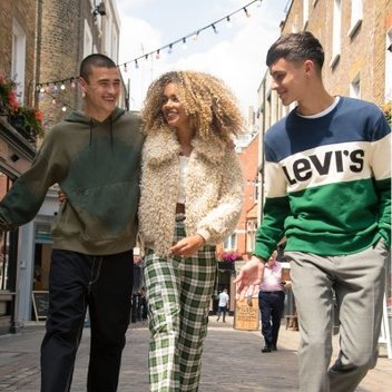 Win a shopping spree in Carnaby