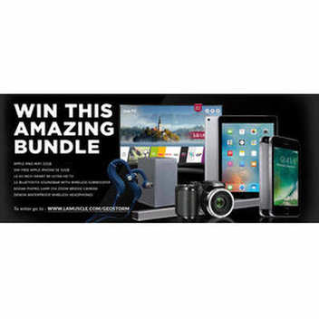 Win an Electrifying Gadget Set worth over £2100