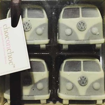 Win Volkswagen hand-crafted chocolates