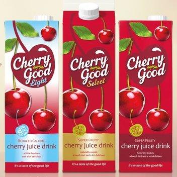 Claim a free carton of Cherry Good Juice