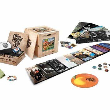 Win the new Allman Brothers Band remastered vinyl