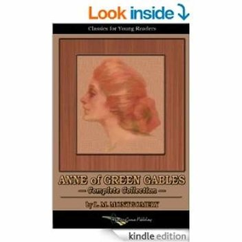 Free ebook, The Complete Anne of Green Gables Collection