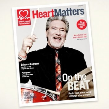 Free BHF Magazine & Healthy Recipes