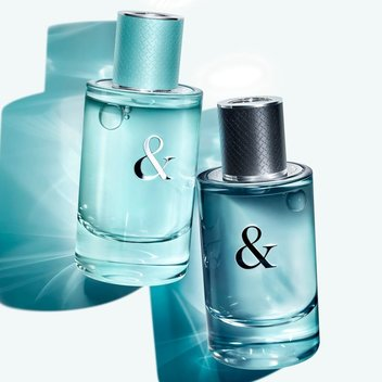 Take home a free Tiffany Aftershave