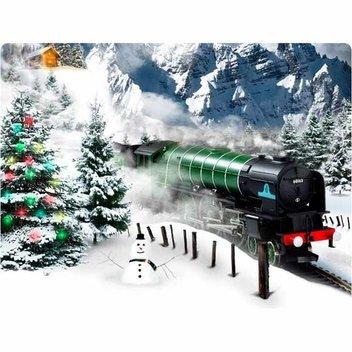 Enjoy some Hornby freebies with their Advent Calendar