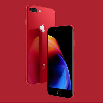 Get a Red iPhone 8 from Gleam