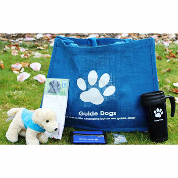 Win 1 of 40 exclusive Guide Dog goodie bags