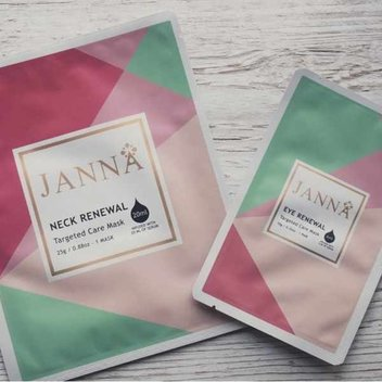 200 Janna Sheet mask bundles