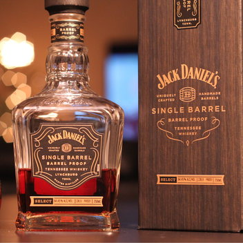 Jack Daniels Single Barrel Competition