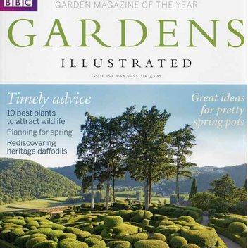 Free Issue of Gardens Illustrated Magazine