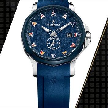 Win a Corum Admiral Legend 42 Automatic watch