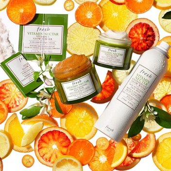 Get a luxury Fresh beauty bundle worth over £200