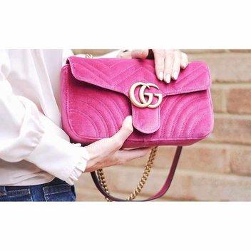 Win a Gucci Marmont handbag