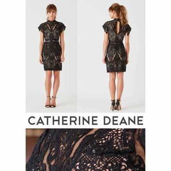 Win a Catherine Deane party dress worth £595