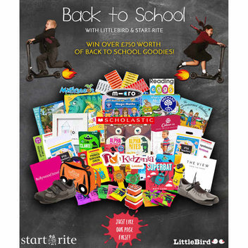 Head back to school with a bundle worth £750