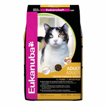 Free Eukanuba Adult Cat Food