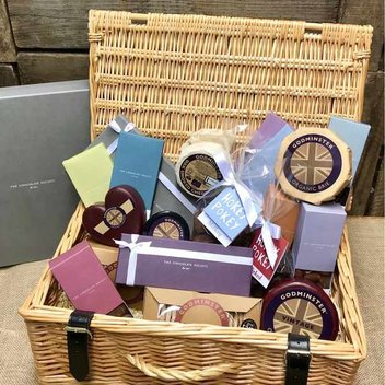 Win an amazing The Chocolate Society & Godminster hamper
