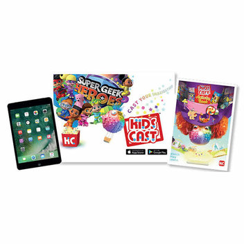 Win an iPad mini from Nat Geo Kids