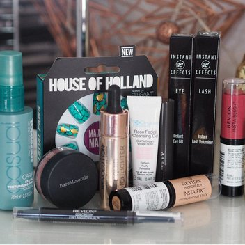 Get your hands on a free beauty bundle