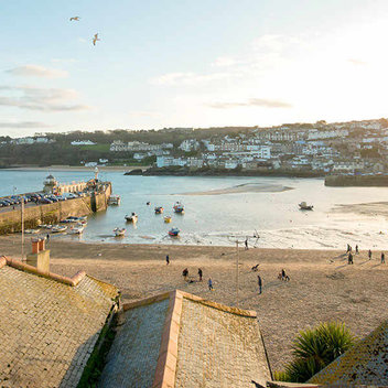 Indulge in a luxury Valentine's break in St Ives