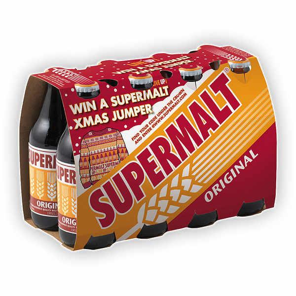 Free Supermalt Xmas jumpers